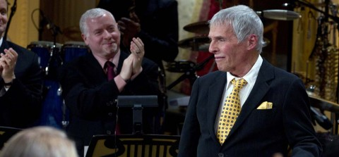Applauding-Burt-Bacharach-at-the-White-House
